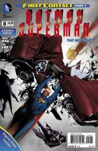 Batman/Superman #8B VF/NM; DC   save on shipping - details inside