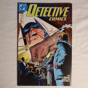 Detective Comics 597 Very Fine+ Cover by Norm Breyfogle