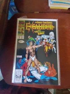 Excalibur #19 (1990)
