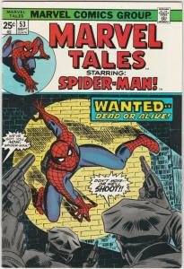 Marvel Tales #53 (Sep-74) NM Super-High-Grade Spider-Man, Aunt May
