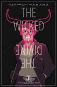 Wicked + The Divine, The #30B VF; Image | save on shipping - details inside