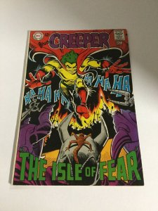 Beware The Creeper 3 Fn+ Fine+ 6.5 DC Comics Silver Age