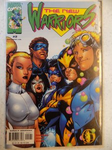 The New Warriors #2 (1999)