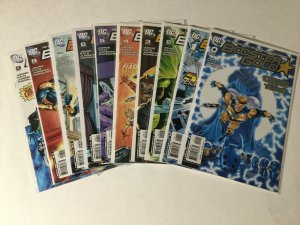 Booster Gold 0-18 20 24-27 31-41 43-47 1000000 Lot Vf-nm Very Fine-near Mint Dc