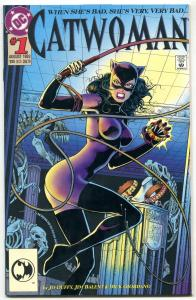 Catwoman #1 1993-Comic Book-First issue-DC-Batman--
