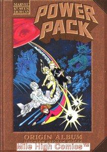 POWER PACK: ORIGIN ALBUM TPB (1988 Series) #1 Fine
