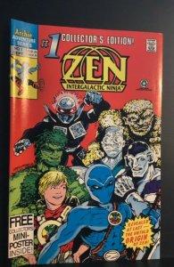 Zen, Intergalactic Ninja #1 (1992)