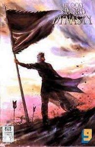 Blood Sword Dynasty #9 VF/NM; Jademan | save on shipping - details inside