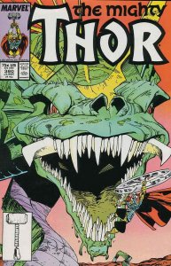Thor #380 VG; Marvel | low grade comic - save on shipping - details inside