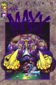 Maxx #1/2 (½ half) VF/NM; Image   save on shipping - details inside