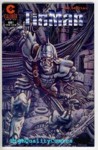 OZ Tinman Special #1, NM, Caliber,Frank Baum, Emerald City, Wizard of, 1995