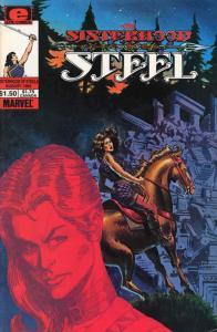 Sisterhood of Steel #5 FN; Epic | save on shipping - details inside