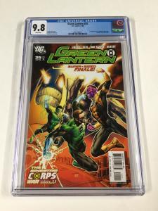 Green Lantern 25 Cgc 9.8 1st Larfleeze Atrocitus