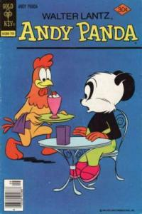 GOLD KEY-COMICBOOK-ANDY PANDA-DATED:1977-GREAT COMICBOOK FOR COLLECTOR'S!!