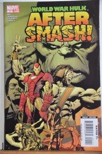 World War Hulk: Aftersmash #1 (2008)