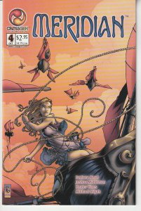 Meridian(CrossGen) # 4  Coming of Age Story CrossGen Style !
