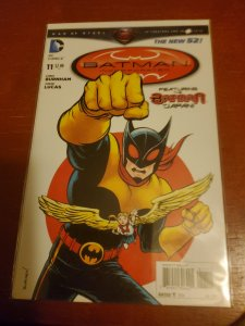 Batman, Incorporated #11 (2013)