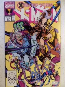 The Uncanny X-Men #271 (1990)