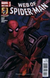 Web of Spider-Man, The #129.1 VF/NM; Marvel   save on shipping - details inside
