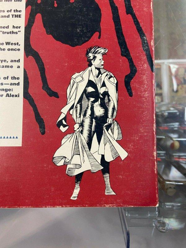 Marvel Graphic Novel Black widow the coldest war FN/VF