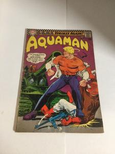 Aquaman 31 Gd/Vg Good/Very Good 3.0 DC Comics Silver Age
