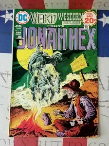 Weird Western Tales #25 JONAH HEX 1974 FN+ VINTAGE Gift Collectible BUY NOW