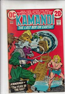 Kamandi the Last Boy on Earth #2 (Jan-73) NM/NM- High-Grade Kamandi