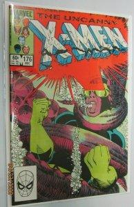 Uncanny X-Men #176 Direct 1st Series 4.0 VG (1983)