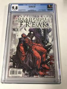 Deadpool (1997 series) #63 CGC 9.8