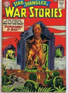 Star Spangled War Stories #108 ORIGINAL Vintage 1963 DC Comics