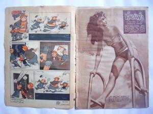 Revista El Pinguino Comic Numero 5 Humor colección vintage