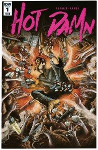 Hot Damn #1 (IDW, 2016) NM