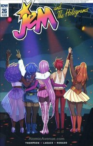 Jem And the Holograms #26 VF/NM; IDW | save on shipping - details inside