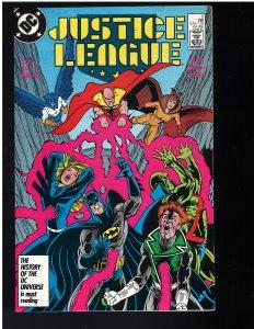 Justice League #2 (1987)