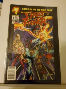 The Best of Street Fighter #1 (1994)
