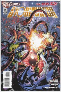 Stormwatch   vol. 3   #  2 FN (New 52)