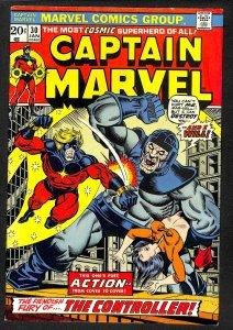 Captain Marvel #30 (1974)