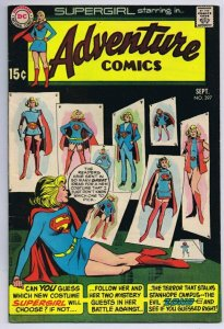 Adventure Comics #397 ORIGINAL Vintage 1970 DC Comics 1st New Supergirl