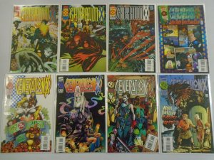 Generation X lot 80 different set of #1-75 + Annuals and specials 8.5 VF+
