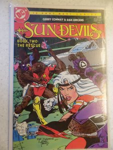 SUN DEVILS # 5