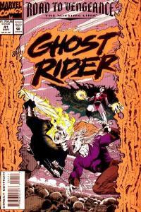 Ghost Rider (1990 series) #41, NM (Stock photo)