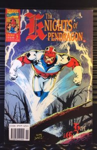 Knights of Pendragon (UK) #5 (1990)