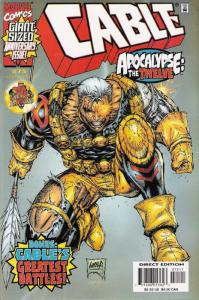CABLE 21ST CENTURY COLLECTION 25 Different Comics,