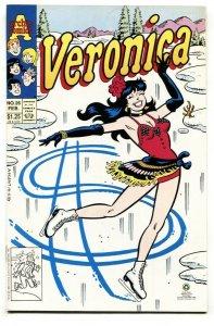 Veronica #26 SPICY POSE Ice Skating GGA 1993- Archie Comics-