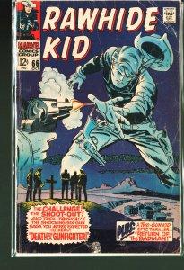 The Rawhide Kid #66 (1968)