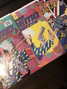 The Johnny Nemo Magazine 1-3