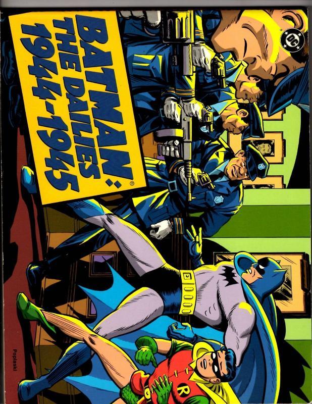 Batman: The Dailies 1944-1945 Vol. # 2 DC Comics Kitchen Sink Press ...