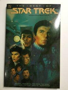 Best Of Star Trek Tpb Softcover Sc Near Mint Nm Dc Comics
