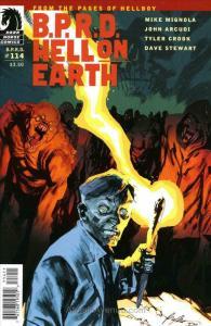 B.P.R.D. Hell on Earth #114 VF/NM; Dark Horse   save on shipping - details insid