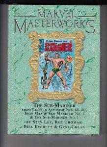 Marvel Masterworks MMW 79 Sub-Mariner Limited Variant NEW in Shrink Wrap